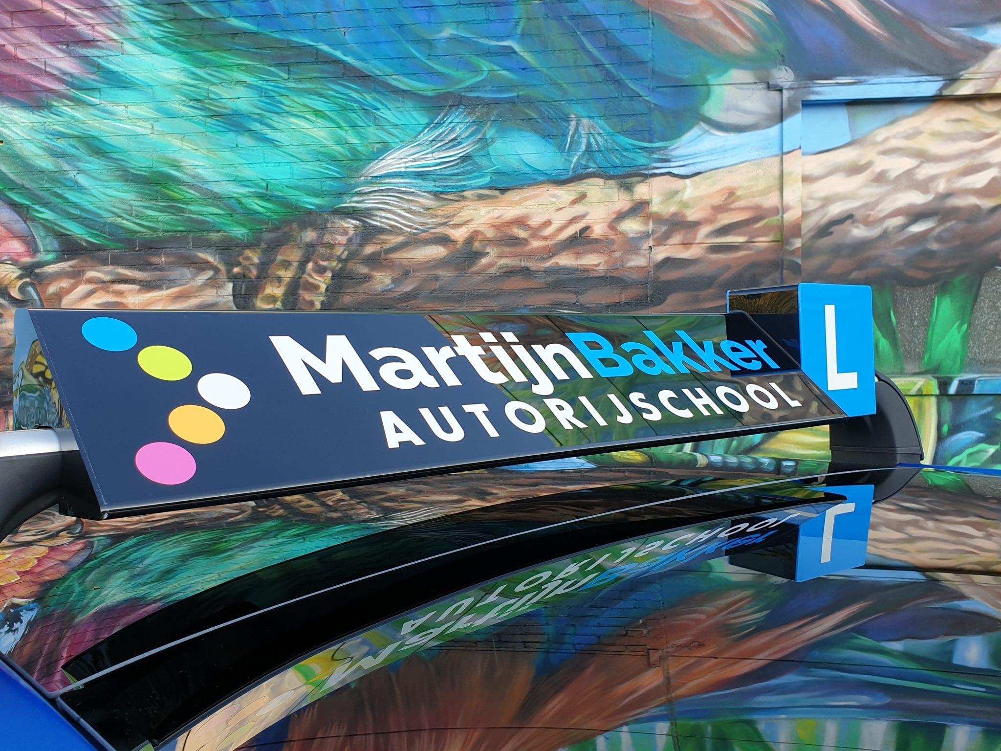 Autorijschool Martijn Bakker - Ford Focus Lesauto3
