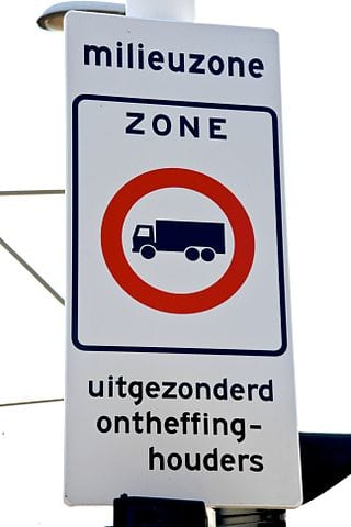 Martijn Bakker - Blog - Milieuzone